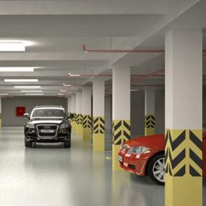 Автостоянки, паркинги Сенгилея
