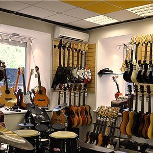 Музыкальные магазины Сенгилея