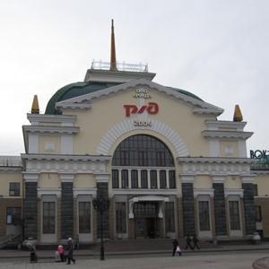Железнодорожные вокзалы Сенгилея